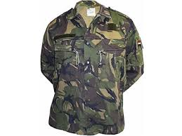 Dutch Camo Jacket