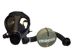 Israeli Kid Gas Mask with Filter and Original Hose