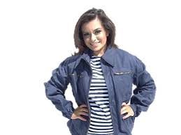 Italian Navy Blue Jacket With Liner