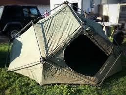 Mobiflex Tent (4' X 12')