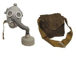Russian Child Gas Mask (PDF-D) W/ Filter