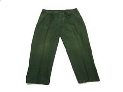 Swedish Army Pants OD Work
