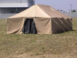 Military Tents -