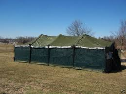 Modular General Purpose Tent System MGPTS (18' X 36') Medium
