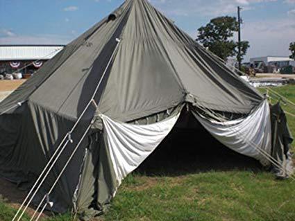 Arctic Tent (17'6 X 17'6)