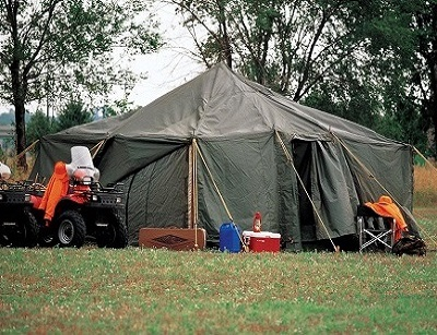 GP Tent 4 Sided (16u0027 X ... & Military Tents -