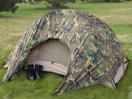 USMC Marine Tent