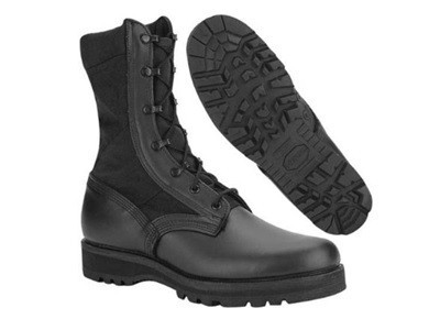U.S G.I 3LC Black Jungle Mil Spec Boot