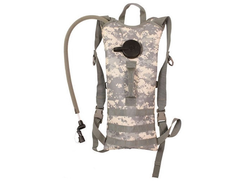 ACU Digital Backstrap Hydration System
