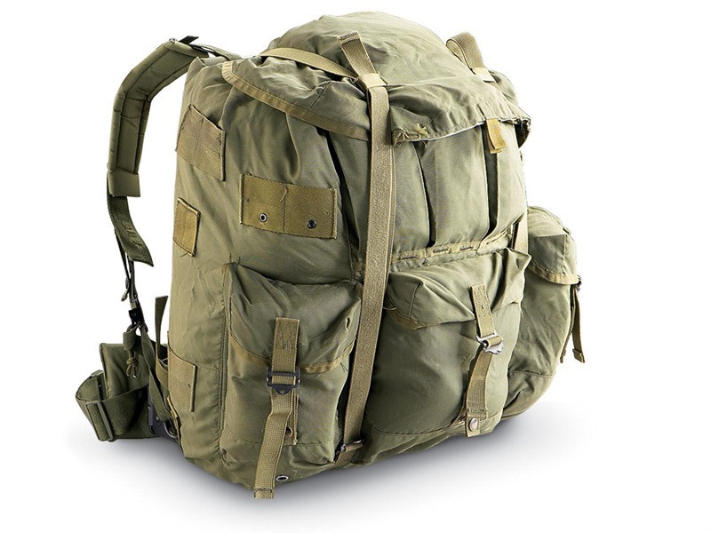Military Backpacks -