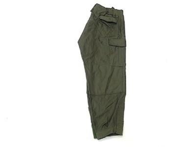 Belgian Olive Green BDU Pants -