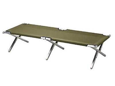U.S. G.I. Folding Cot Aluminum/Nylon  sc 1 st  Rddusa & Vinyl General Purpose Large Tent (GP Large 18u0027 X 52u0027) -