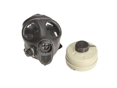 Small-Medium Israeli Gas Mask